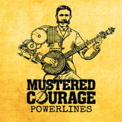 Mustered Courage to Travianna Records